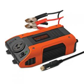 Black & Decker Inverter 12V DC 230V AC 500W + USB