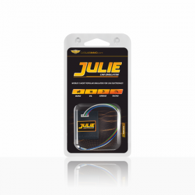 1x JULIE Platinum Universal Car Emulator by Carlabimmo (97 programs - NEW GENERATION)