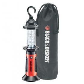 Black & Decker Lampada 14 LED