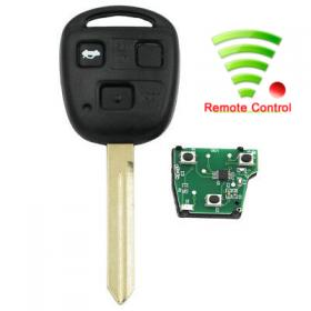 Remote - 3 Button 4D-67 TOY47 - 433Mhz