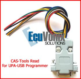 CAS-Tools Read for UPA-USB
