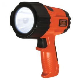 Black & Decker Torcia Led 3W 375 Lumen