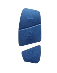 Fiat 3 Button Rubber Pad Blue