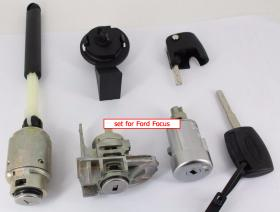 Ford Focus Set Lock