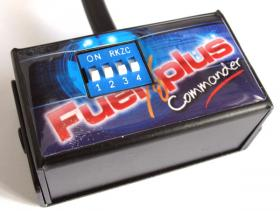 3x FuelPlus Commander - Bike