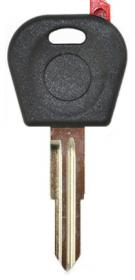 Daewoo Key for transponder