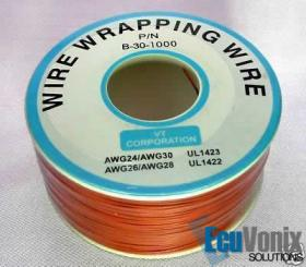 Wire Wrapping AWG30 - 300mt